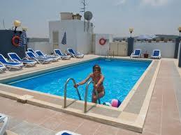 Coral Hotel, Bugibba, Malta