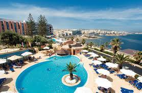 Dolmen Resort Hotel, St Pauls Bay, Malta