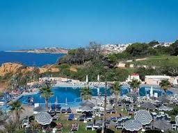 Auramar Beach Resort, Albufeira, Portugal